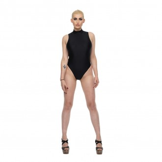 Shimmer Black Hipbones Bodysuit 01 FEATURE
