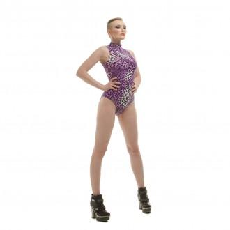 Purple Leopard Bodysuit 01 FEATURE